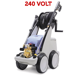 Cold water pressure washer 240 volt
