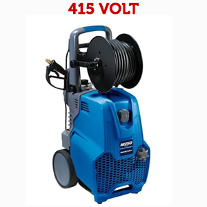 Cold water pressure washer 415 volt