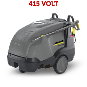 Hot water pressure washer 415 volt